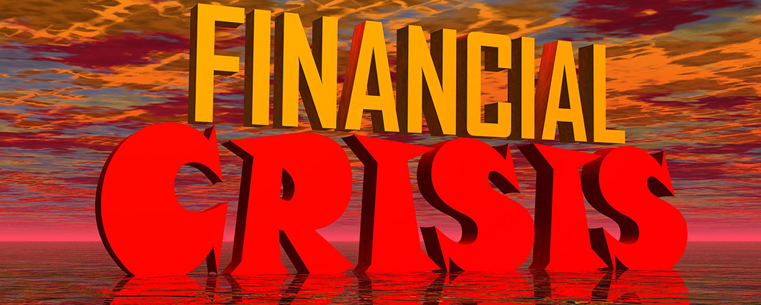 Crisis and financial recovery